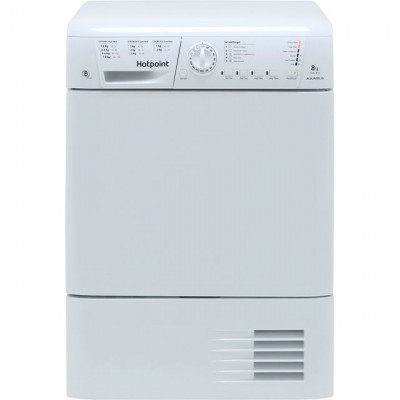 Save £30 at AO on Hotpoint TCHL870BP 8Kg Condenser Tumble Dryer - White - B Rated