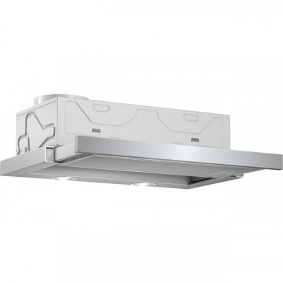 Save £28 at AO on Bosch Serie 2 DFM063W55B 60 cm Telescopic Cooker Hood - Silver - D Rated