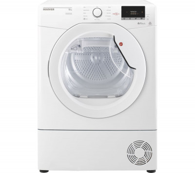 Save £60 at Currys on Hoover Tumble Dryer Dynamic Next DX C10DE Smart 10 kg Condenser - White, White