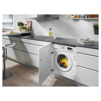 Save £60 at Sonic Direct on Zanussi Z712W43BI 60cm Integrated Washing Machine 1200rpm 7kg A