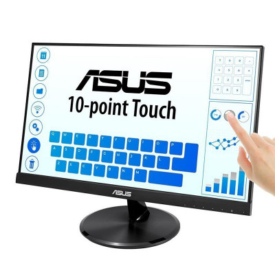 Save £34 at Ebuyer on Asus VT229H 21.5 Full HD IPS 10-Point Touchscreen Monitor