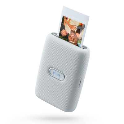 Save £20 at WEX Photo Video on Fujifilm Instax Link Instant Printer - Ash White