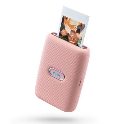 Save £20 at WEX Photo Video on Fujifilm Instax Link Instant Printer - Dusky Pink