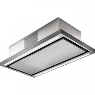 Save £100 at AO on Elica CLOUD-SEVEN-RC 90 cm Ceiling Cooker Hood - Stainless Steel - A++ Rated