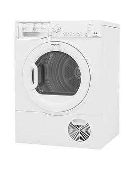 Save £40 at Very on Hotpoint Tcfs83Bgp 8Kg Load Condenser Tumble Dryer - White