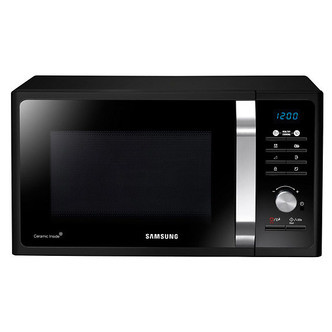 Save £11 at Sonic Direct on Samsung MS23F301TAK Compact Microwave Oven in Black 23L 800W
