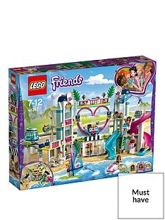 Save £15 at Very on LEGO Friends 41347 Heartlake City Resort