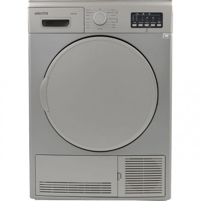 Save £30 at AO on Electra TDC8112S 8Kg Condenser Tumble Dryer - Silver - B Rated