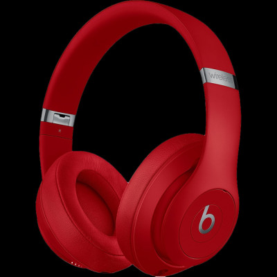 Save £100 at AO on Beats Studio3 Over-Ear Wireless Bluetooth Headphones - Red