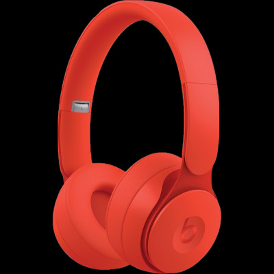Save £20 at AO on Beats Solo Pro On-Ear Wireless Bluetooth Headphones - Red