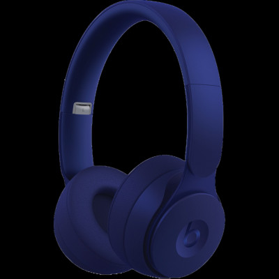 Save £20 at AO on Beats Solo Pro On-Ear Wireless Bluetooth Headphones - Dark Blue