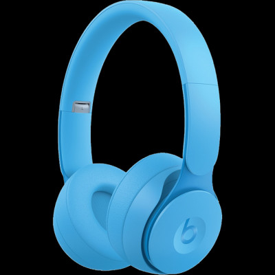 Save £20 at AO on Beats Solo Pro On-Ear Wireless Bluetooth Headphones - Light Blue