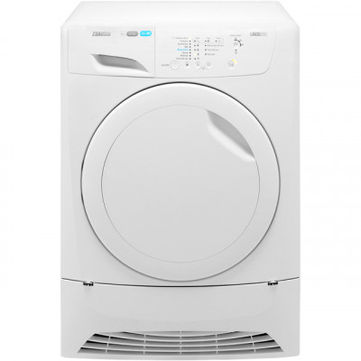 Save £50 at AO on Zanussi Lindo300 ZDC8202PZ 8Kg Condenser Tumble Dryer - White - B Rated