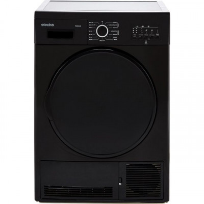 Save £30 at AO on Electra TDC8112B 8Kg Condenser Tumble Dryer - Black - B Rated