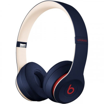 Save £54 at AO on Beats Solo3 Club Edition On-Ear Wireless Bluetooth Headphones - Navy
