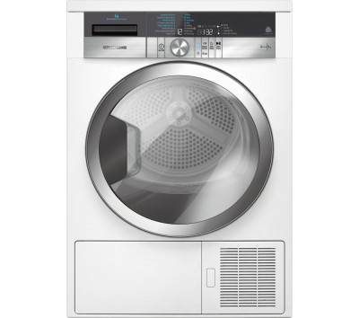 Save £80 at Currys on Grundig Tumble Dryer GTN38267GCW Heat Pump - White, White