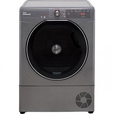Save £85 at AO on Hoover AXI ATDC10TKERX Wifi Connected 10Kg Condenser Tumble Dryer - Graphite - B Rated