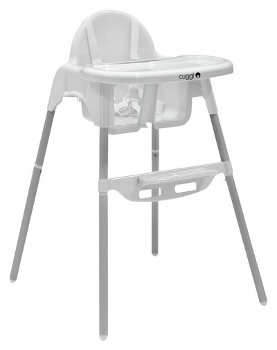 Save £8 at Argos on Cuggl Pickle Highchair - White