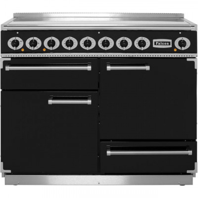 Save £460 at AO on Falcon 1092 DELUXE F1092DXEIBL/C 110cm Electric Range Cooker with Induction Hob - Black - A/A Rated