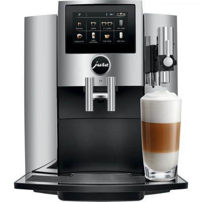 Save £201 at AO on Jura S8 15228 Bean to Cup Coffee Machine - Chrome