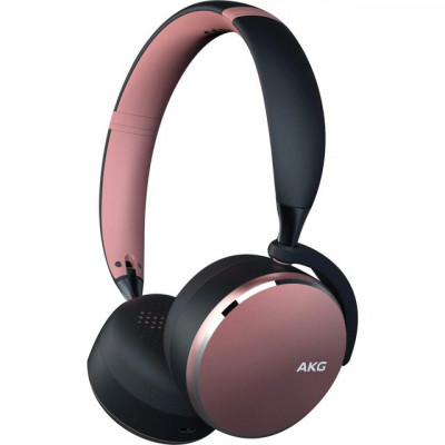 Save £40 at AO on AKG Y500 Over-Ear Wireless Bluetooth Headphones - Pink