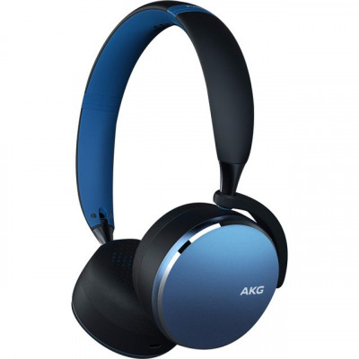 Save £40 at AO on AKG Y500 Over-Ear Wireless Bluetooth Headphones - Blue