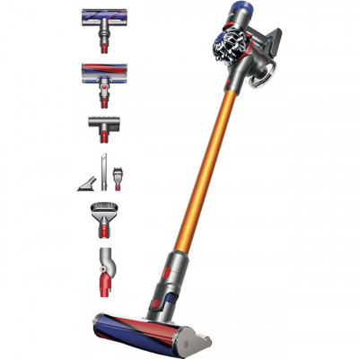 Save £100 at AO on Dyson V8 Absolute Extra Cordless Vacuum Cleaner with up to 40 Minutes Run Time