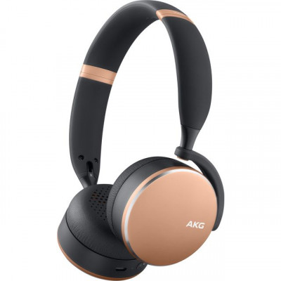 Save £40 at AO on AKG Y500 Over-Ear Wireless Bluetooth Headphones - Rose Gold