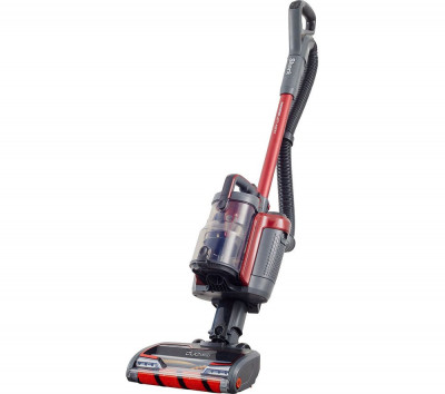 Save £100 at Currys on SHARK DuoClean Anti Hair Wrap ICZ160UKT Cordless Vacuum Cleaner with Powered Lift-Away and TruePet - Red, Red