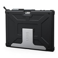 Save £6 at Scan on UAG Metropolis Series Case, Midnight Black, for Microsoft Surface Pro & Surface Pro 4, Impact Resistant, Aluminium Stand
