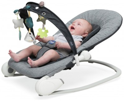 Save £11 at Argos on Chicco Hoopla Bouncer - Dark Grey