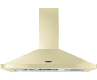 Save £80 at AO on Rangemaster LEIHDC110CR/C 110 cm Chimney Cooker Hood - Cream / Chrome - B Rated