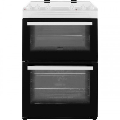 Save £50 at AO on Zanussi ZCV66050WA 60cm Electric Cooker with Ceramic Hob - White - A/A Rated