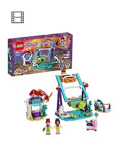 Save £5 at Very on LEGO Friends 41337 Underwater Loop Amusement Park Set