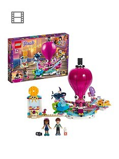 Save £7 at Very on LEGO Friends 41373 Funny Octopus Ride Playset