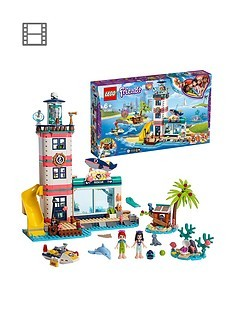 Save £11 at Very on LEGO Friends 41380 Lighthouse Rescue Center Set