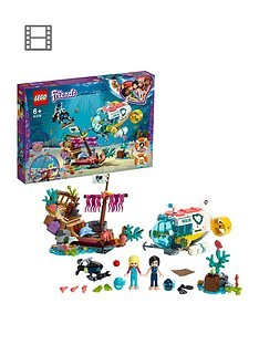 Save £7 at Very on LEGO Friends 41378 Dolphins Rescue Mission Set