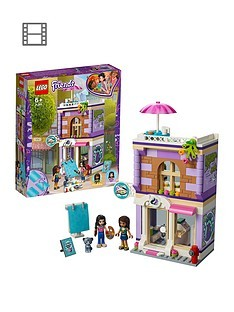 Save £4 at Very on LEGO Friends 41365 Emma's Art Studio