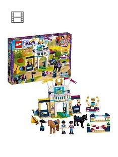 Save £7 at Very on LEGO Friends 41367 Stephanie's Horse Jumping