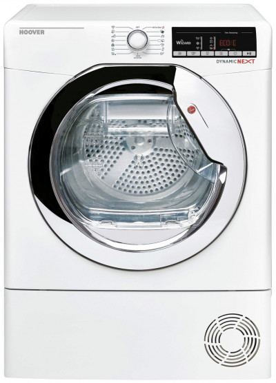 Save £40 at Argos on Hoover DXO C9TCE 9KG Condenser Tumble Dryer - White