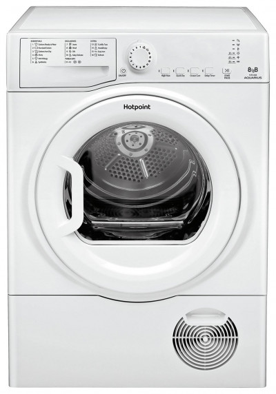 Save £30 at Argos on Hotpoint TCFS83BGP 8KG Condenser Tumble Dryer - White
