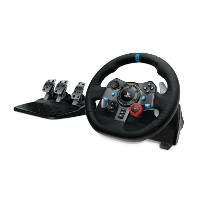Save £50 at Argos on Logitech G29 Driving Force Steering Wheel for PS4, PS3, PC