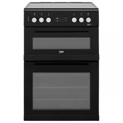 Save £40 at AO on Beko KDC653K 60cm Electric Cooker with Ceramic Hob - Black - A/A Rated