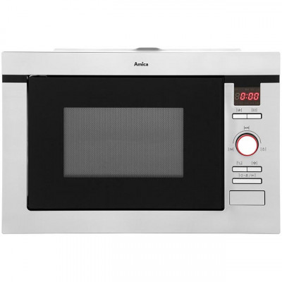 Save £50 at AO on Amica AMM25BI Built In Microwave With Grill - Stainless Steel