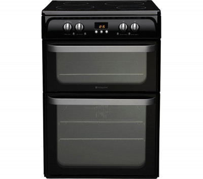 Save £100 at Currys on HOTPOINT HUI614K Electric Induction Cooker - Black, Black