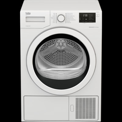 Save £50 at AO on Beko DHR83431W 8Kg Heat Pump Tumble Dryer - White - A++ Rated