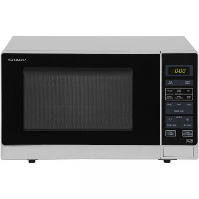 Save £14 at AO on Sharp R372SLM 25 Litre Microwave - Silver
