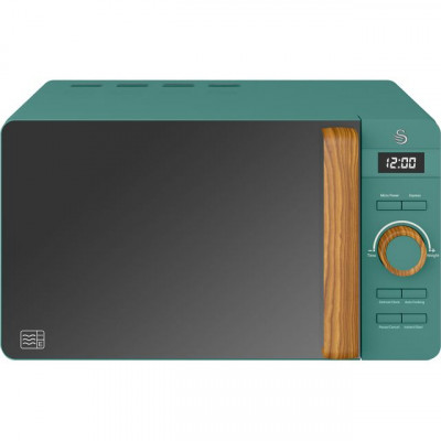 Save £17 at AO on Swan Nordic SM22036GREN 20 Litre Microwave - Green