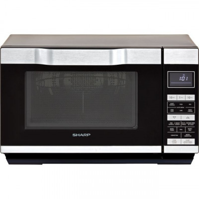 Save £30 at AO on Sharp I series R861KM 25 Litre Combination Microwave Oven - Silver / Black