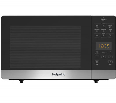 Save £30 at Currys on HOTPOINT MWH 27321 B Compact Microwave with Grill - Black, Black